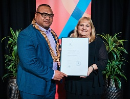 Su'a inducted in Auckland